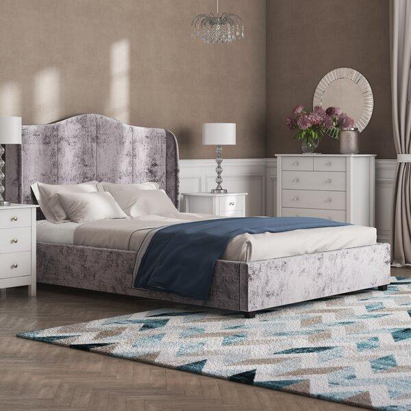 Superb Wing Back Bed Wayfair Co Uk Theyellowbook Wood Chair Design Ideas Theyellowbookinfo