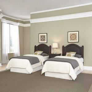 Harrison Panel 3 Piece Bedroom Set
