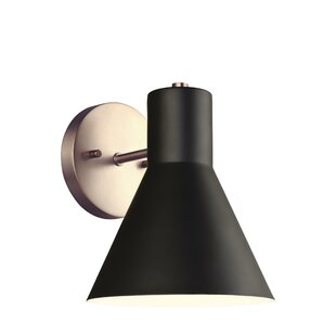 17 Stories Alton 1-Light Armed Sconce