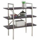 Horizon 3 Shelf Bookcase by Forward Furniture
