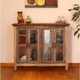 Straka 4 Glass Door Sideboard