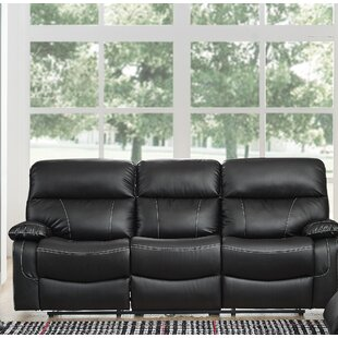 Best Reviews Occoquan Reclining Sofa by Ebern Designs Reviews (2019) & Buyer's Guide