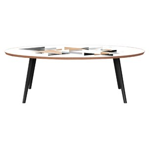 Abbara Coffee Table by Bungalow Rose