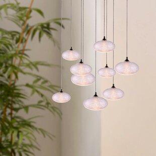 Alvie 9-Light LED Cluster ..