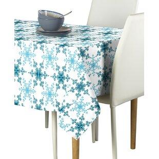 Elrod Snowflakes Milliken Signature Tablecloth