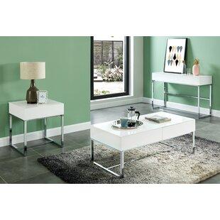Orren Ellis Bayer 3 Piece Coffee Table Set