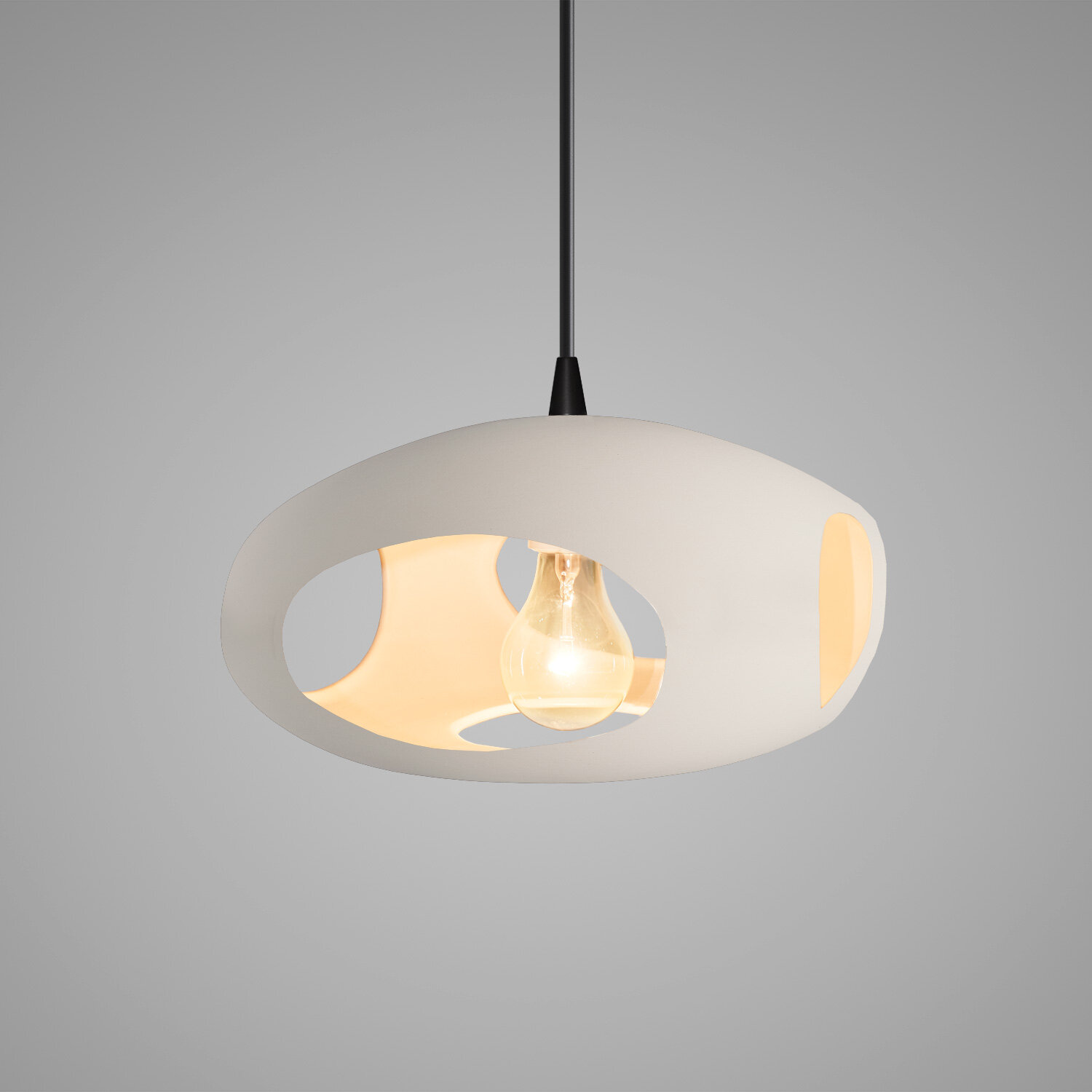 Perth 1 Light Single Geometric Pendant Allmodern
