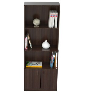 Foxx Standard Bookcase by Ebern Designs
