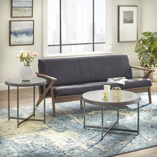 Carly 2 Piece Coffee Table Set
