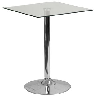 Cudney Standard Height Dining Table Orren Ellis