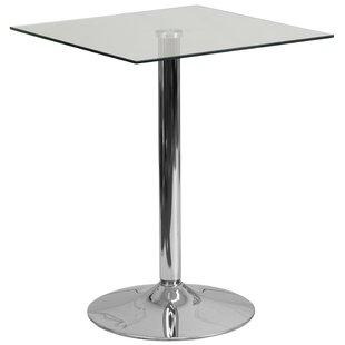 Cudney Standard Height Dining Table Orren Ellis