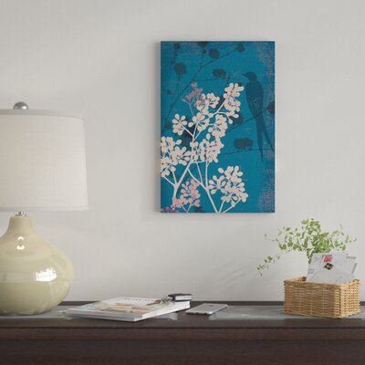 Global Gallery Elyse DeNeige Forest Color XII Canvas Artwork 18 x 18