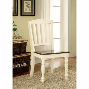 August Grove Andrew Cottage Dining Chair (Set of 2)