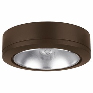 Bronze Under Cabinet Lighting Youll Love Wayfair - Counterattack under cabinet lighting