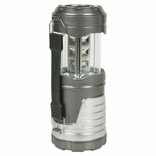 Tabetha Battery Powered Collapsible LED Outdoor Lantern By Sol 72 Outdoor