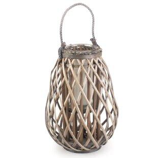 Garrisons Brown Lantern By August Grove