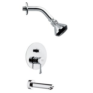 Peleo Diverter Tub and Shower Faucet with Valve ByRemer by Nameek's