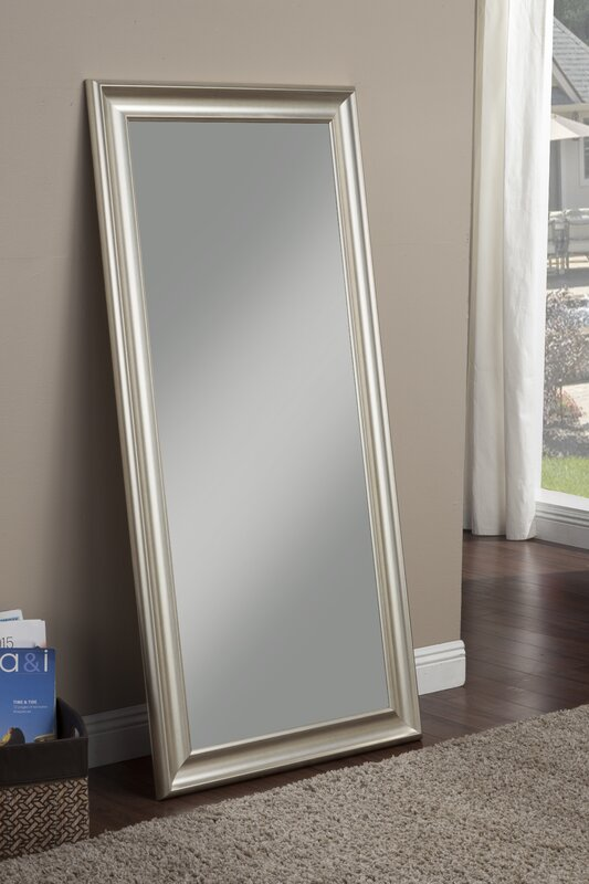 Willa Arlo Interiors Modern Full Length Leaning Mirror Reviews Wayfair