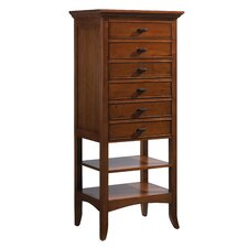 Pemberton 6 Drawer Lingerie Chest by Loon Peak