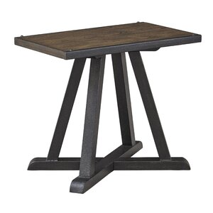 Bynum Chairside Table by Trent Austin Design