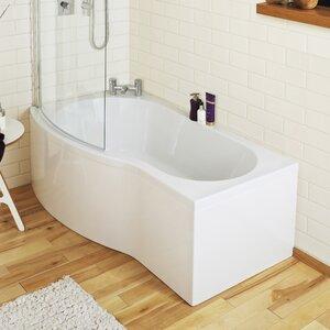Shower Bath Soaking Bathtub