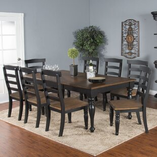 Patenaude Extendable Dining Table August Grove