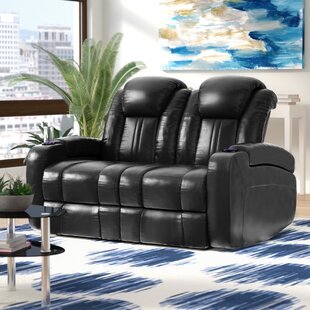 Compare prices Bettina Reclining Loveseat by Orren Ellis Reviews (2019) & Buyer's Guide