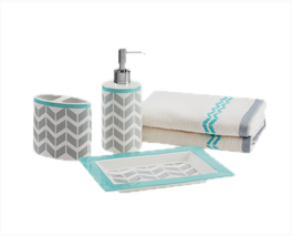Bathroom Accessories & Bathroom Decor