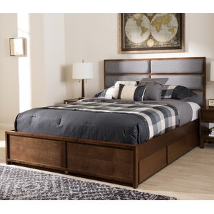 Fraser Upholstered Storage Platform Bed by Ivy Bronx