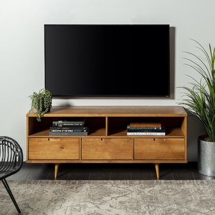 Gervais TV Stand for TVs up to 65 by George Oliver