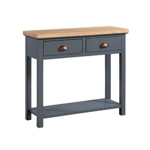 Louis 2 Drawer Console Table By Beachcrest Home