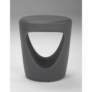 Radius Plastic/Resin Side Table by Tropitone