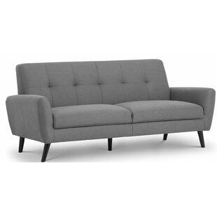 Hiram 3 Seater Sofa By Zipcode Design