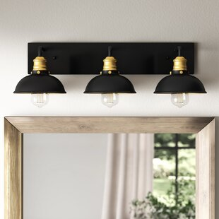 Black And Brass Light Wayfair