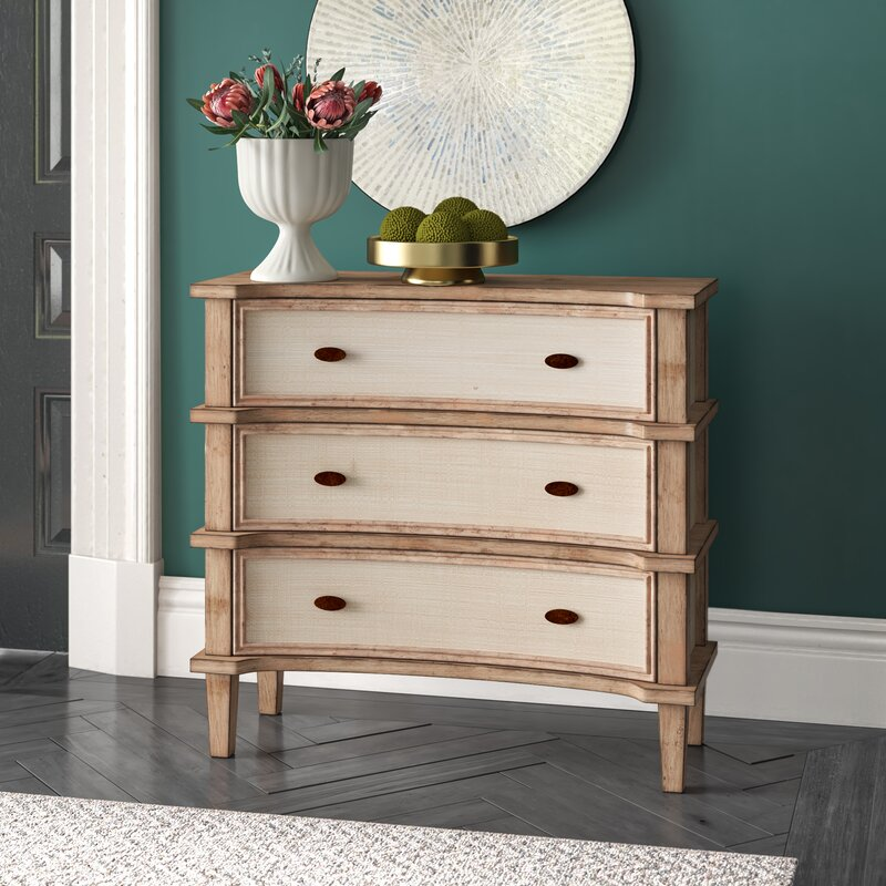 Royce 3 Drawers Apothecary Accent Chest Reviews Joss Main
