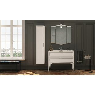 Dickson 42 Single Bathroom Vanity Set By Mercer41