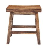 Cummins Wood Bar & Counter Stool by Gracie Oaks