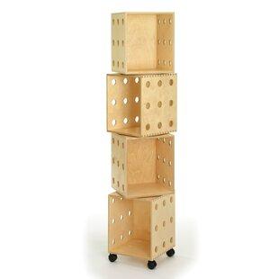 Perf Cube Unit Bookcase Offi