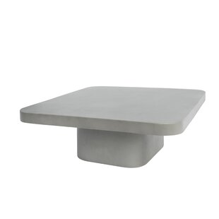 Tonasket Concrete Coffee Table