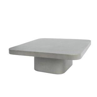 Tonasket Concrete Coffee Table