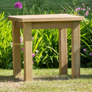 North Attleborough Side Table By Sol 72 Outdoor