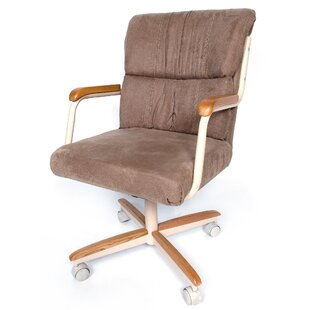 Mid-Back Caster Upholstered Conference Chair