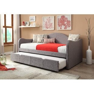 Price Check Camden Twin Daybed with Trundle by Rosdorf Park Reviews (2019) & Buyer's Guide