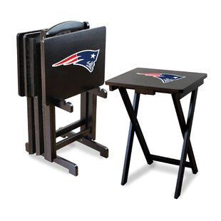 NFL TV Tray Set (Set of 4) By Imperial International