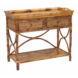 Kenian Timeless English Serving Console Table