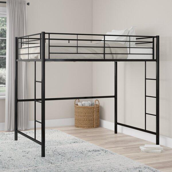 Bunk Beds With Desk Under Wayfair