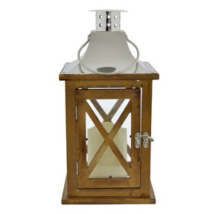 Purchase LED Candle Wood Lantern By Loon Peak