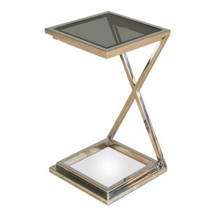 Morrow End Table by Sarreid Ltd