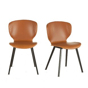 Bobbi Retro Dining Chair (Set of 2) Wrought Studio