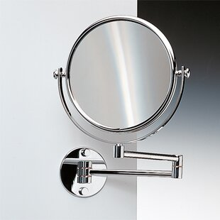 Shopping for Wall Mounted Double Face Magnifying Mirror ByWindisch by Nameeks